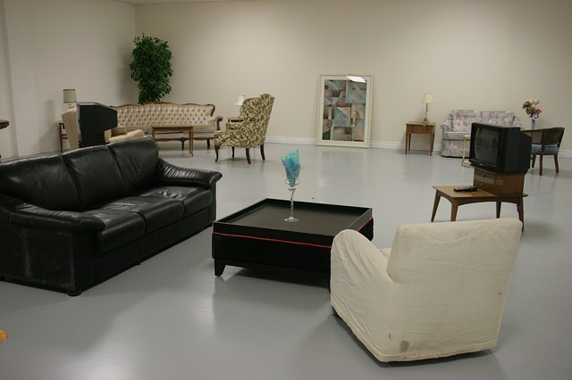 Living space furniture
